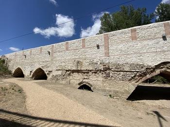 El puente de Valladolid sale de la 'Lista Roja de Patrimonio