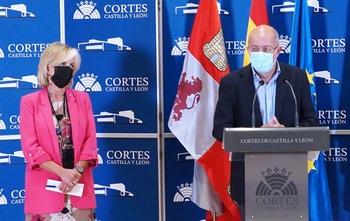 Igea asegura que la Junta mantendrá la política sanitaria
