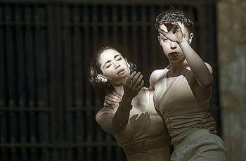 Lucía Montes y Mado Dallery, en lo más alto del podio