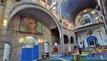 #darlalata homenajea a Justo Gallego y su catedral reciclada