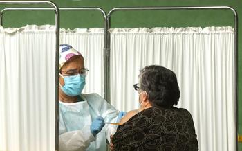 CyL recibe 25.740 vacunas del último ministerial