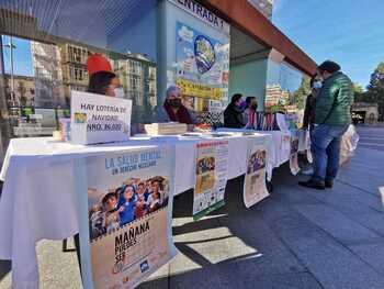 Asovica sale a la calle en el Día Mundial de la Salud Mental