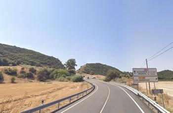 Fallece un motorista tras sufrir una caída en Las Herencias
