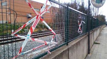 Adif licita el cerramiento del tramo urbano por 3,3M€