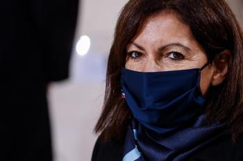 Anne Hidalgo se declara candidata al Elíseo