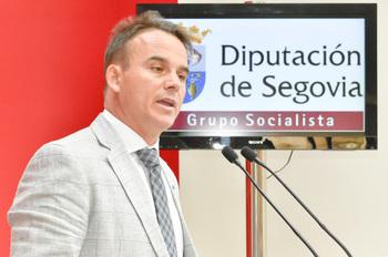 El PSOE vuelve a denunciar falta de bomberos en la provincia