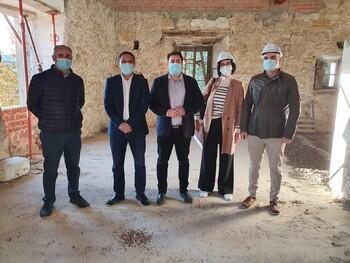 Las hospederías de Huete y Uña estarán finalizadas en 2022