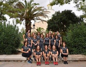 Reconocimiento a las mujeres del Fondistas de Miguelturra