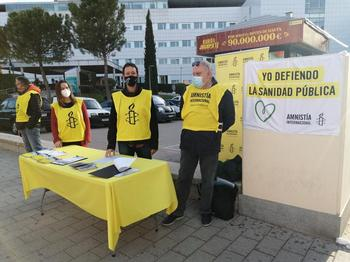 Amnistía Internacional pide más inversión en Primaria