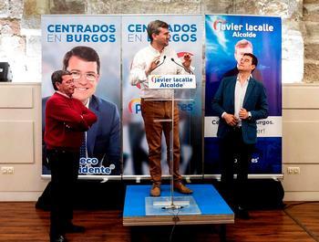 Un PP dividido vela un congreso provincial trascendente