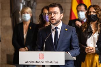Aragonès no ve responsables en la detención de Puigdemont