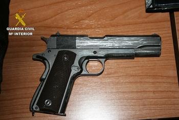 Agredido con una pistola tras quedar para vender su coche