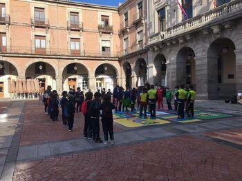 Ávila acoge el Día de la ONCE con los colores de la ilusión