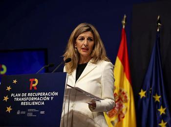 Díaz arranca la cuenta atrás para derogar la reforma laboral