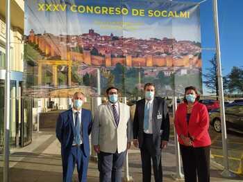 Ávila recupera la actividad presencial de los Congresos