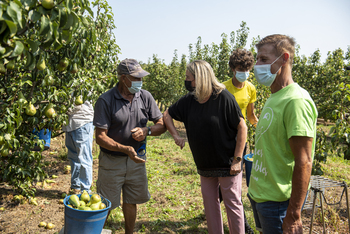 Hita elogia el esfuerzo conjunto en las campañas agrícolas