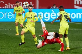 Yeremy clasifica al Villarreal