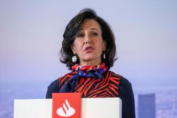 El Santander remonta y gana 5.849 millones hasta septiembre
