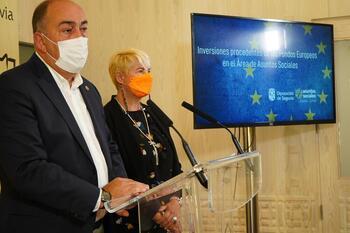 La Diputación destinará más de 2 millones a sus residencias