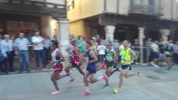 Vuelve la carrera Manzanas Livinda a El Burgo de Osma