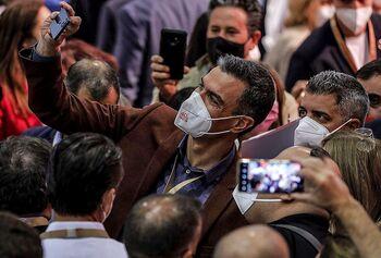 El presidente se ocupa ahora de Ferraz