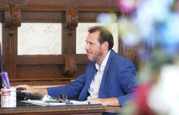 Óscar Puente es el sexto alcalde que más cobró en 2020