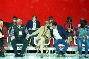 Cuatro dirigentes de CyL en el comité federal del PSOE