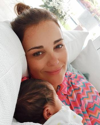 Paula Echevarría comparte su despertar más especial