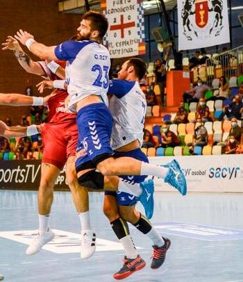 Imagen del partido de la primera vuelta que se disputó en El Sargal.