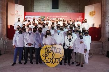 CyL reconoce a sus mejores 'embajadores' de la gastronomía