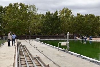 El Ayuntamiento de Talavera mejora la piscina del JAJE