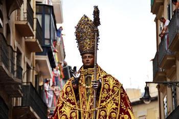 San Fermín resistió al cólera y a la gripe pero no al covid