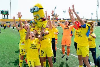 Elena de Toro sube a Liga Iberdrola con el Villarreal