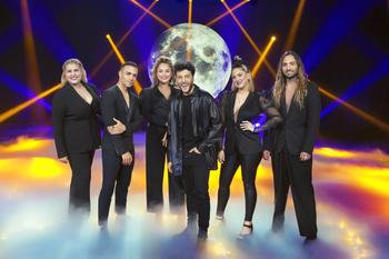 Blas Cantó busca emocionar a Europa con 'Voy a quedarme'