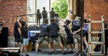 Valladolid tira del aval Unesco para atraer rodajes foráneos