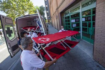 El Ayuntamiento renovará convenios con Cáritas y Cruz Roja