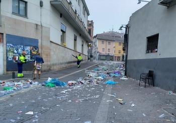 Cuéllar: Ayuntamiento lamenta los abucheos a Policía Local