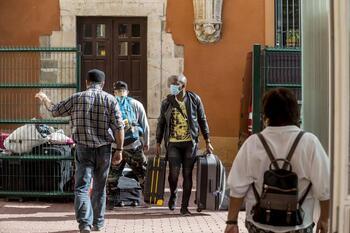Voluntarios de Cáritas analizan los retos de la pospandemia