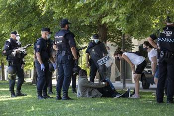 Condenan al Ayuntamiento por falta de PCR a policías locales