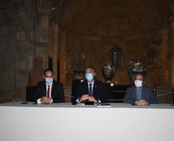 Segovia acoge el Congreso de la Asociación de Ceramología