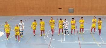 Primer triunfo del Cobisa Futsal (2-6)