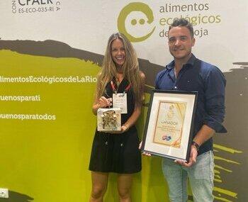 Eco & Organics Awards Iberia premia a dos productos riojanos