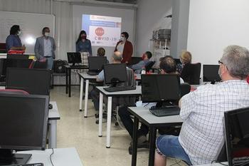 El Ayuntamiento ofrece cursos de formación para desempleados