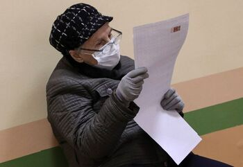Arrancan las legislativas rusas marcadas por el