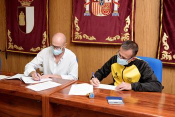 El Ayuntamiento colabora con el Atletismo Argamasilla