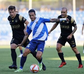 El CF Talavera recibe a un Extremadura UD al límite