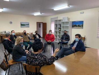 Dirigentes populares siguen con la campaña 'Pueblo a pueblo'