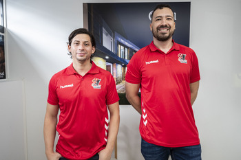 Ceballos y Alonso ven al UBU San Pablo candidato a todo