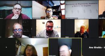 Asociaciones crean la Mesa Provincial Turismo de Segovia