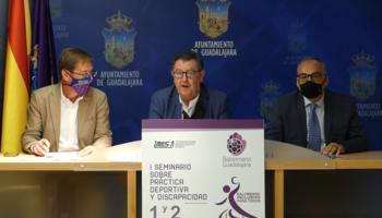 Guadalajara acoge el I Seminario Deporte y Discapacidad